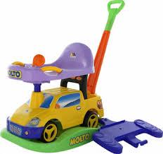 Автомобиль-<b>каталка Molto</b> ''<b>Пикап</b>'' многофункциональный - №2 ...
