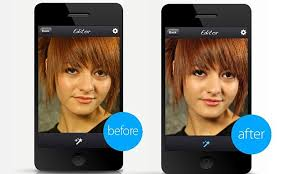 how to cheat at selfies apps can now zap zits whiten teeth and airbrush to make our photos picture perfect daily mail