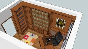 classic office desk.