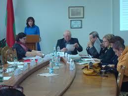 Состоялась защита кандидатской диссертации преподавателя кафедры  Защита кандидатской диссертации Гаманович Виктории Эдуардовны