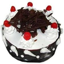 1 Kg Eggbased Black Forest Cake Delivery To Kolkata At Midnight