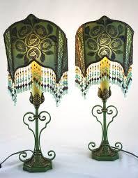 styles of lighting. 1920s pair art deco lamps styles of lighting