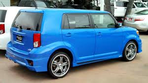 2011 Voodoo Blue Scion xB, Release Series 8.0, #1233 of 2000 made ...