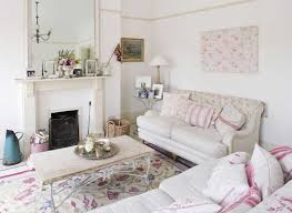 ... Elegant Shabby Chic Living Room Decorating Ideas With White Furniture  Set · Download Image