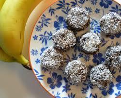 4 ing chocolate peanut er banana bites