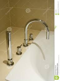 Modern Bathroom Taps Modern Bathroom Taps Royalty Free Stock Photo Image 3393405