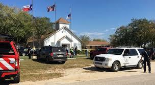 Gunman kills 26 at South Texas church - cetusnews