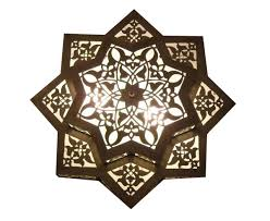moroccan style lighting. flush mount moroccan style hanging ceiling lights lighting b