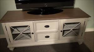 Two tone furniture painting French Coventry Tv Stand In Twotone Finish By Riverside Furniture Youtube Coventry Tv Stand In Twotone Finish By Riverside Furniture Youtube