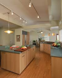industrial track lighting systems. Hawaii Industrial Track Lighting Kitchen Contemporary With Ceiling Bamboo Cutting Boards Pendant Systems