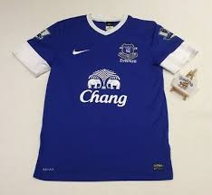 Shop from the world's largest selection and best deals for everton training. Everton Nike Mirallas 11 Jersey Football Shirt Chang Adult M Trikot Maglia Dry Ebay