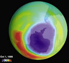 ozone layer lesson for kids definition facts video lesson a picture of the ozone hole over earth