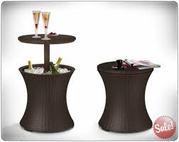 zeny cool bar rattan style patio pool