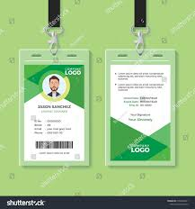 1059528521 Simple royalty Id Green Clean Stock Free Card Vector Design
