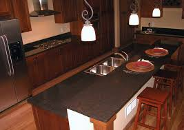 Coffee brown caras is a consistent stone with hints of red, blue, brown and black. Coffee Brown Granite