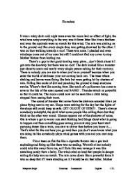 imaginative writing essay co imaginative writing essay