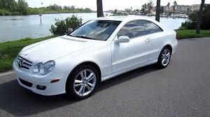 SOLD 2008 Mercedes CLK 350 Base Coupe 53K Miles Navigation Loaded ...
