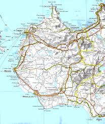 Cartina Geografica Sicilia Trapani Pieterduisenberg