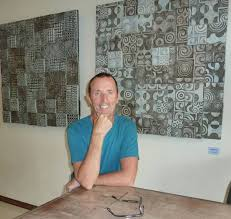 Ceramic Tiles Made in Bali When Wall Tiles Become Art Bali Artworks