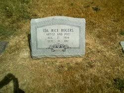 Ida Pearl Rice Adrian Rogers (1904-1997) - Find A Grave Memorial