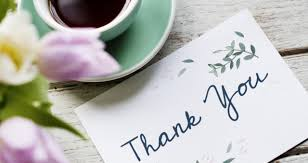 Thank You Note After Funeral To Coworkers What To Write In A Thank You Card Thank You Messages For