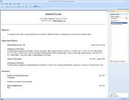 ... Free Online Resume Maker Easy Resume Creator ...