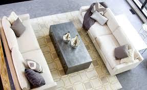 image of area rug on carpet pad