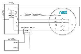 help wiring nest 2 0 to aire 600m humidifier solenoid n29 click image for larger version stand alone hum 2