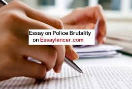get essay on police brutality and racism for unemployedprof  get essay on police brutality and racism for 10 unemployedprof essaylancer®