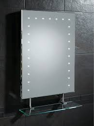 Bathroom Awesome Led Bathroom Mirrors With Demister And Shaver