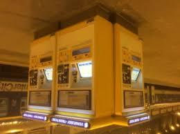 Ticket Vending Machine Budapest Extraordinary MÁVSTART Internet Ticket Purchase