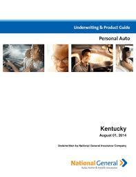 Kentucky national insurance company (also known as the kentucky national insurance group or knigrp), based in lexington, kentucky, was founded in 1973. Fillable Online Kentucky National General Insurance Company Gmac Insurance Fax Email Print Pdffiller