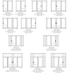 sliding glass door dimensions standard double door size notable standard sliding door size standard french door