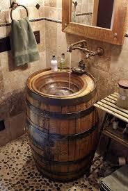 5. Tuscan Cottage Repurposed Sink
