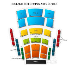 Holland Center Omaha Seating Chart Holland Performing Arts