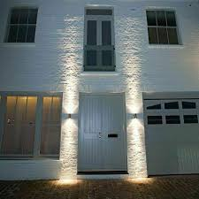 wall light up down led sconce lighting
