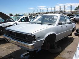 Junkyard Find 1981 Chevrolet Citation The Truth About Cars