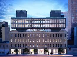 building an office. New York Warehouse To Become An Office Mixing Industrial And Modern Aesthetics Building