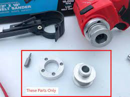 Skip to main search results. Soltekonline Belt Sander Conversion Parts For Milwaukee M12 Cut Off Saw 2522 20 1 2 X 18