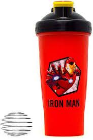 <b>Шейкер</b> спортивный <b>Irontrue Marvel</b> Iron Man, M916-600IM ...