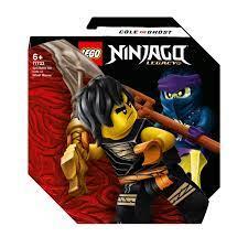 LEGO Ninjago 71733 Battle Cole vs. Geisterkämpfer