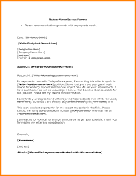 example of a cover letter template inside template cover letter