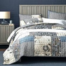 duvet cover bedding quilts quilt set king patchwork quilt set washed cotton handmade bedspread fl