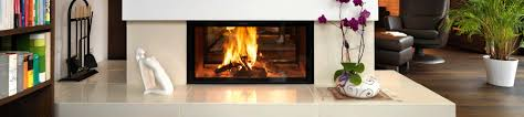 spartherm double sided wood fireplace