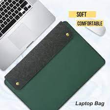 13/14/15 Inch Laptop Bag Protective Cover Leather Sleeve Case Compatible  with MacBook Notebook-buy at a low prices on Joom e-commerce platform