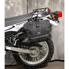 Motorcycle Luggage Rack Bag Stunning Yamaha XT32 SL Soft Luggage Side Rack