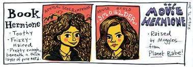 1 hermione granger