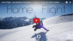 home flight by jean baptiste chandelier