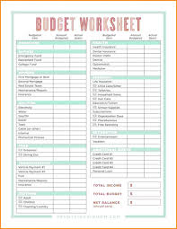 Family Budget Template Free Free Family Budget Template Google Ndtech Xyz