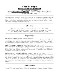 Lifeguard Resume Description Sidemcicek Com No Experience